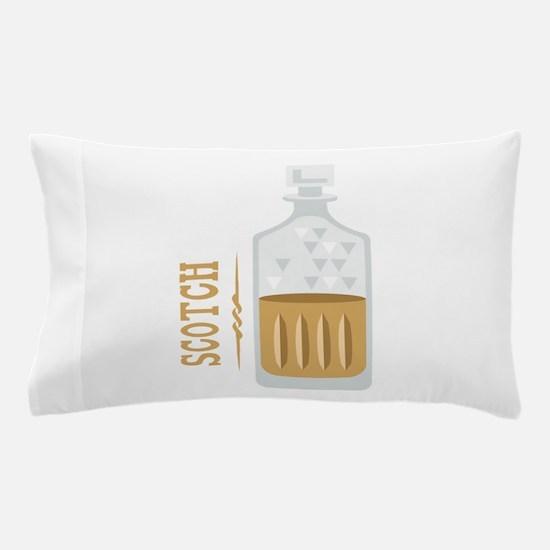 Bourbon Bottle Pillow Case