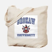 BROKAW University Tote Bag