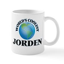 World's Coolest Jorden Mugs