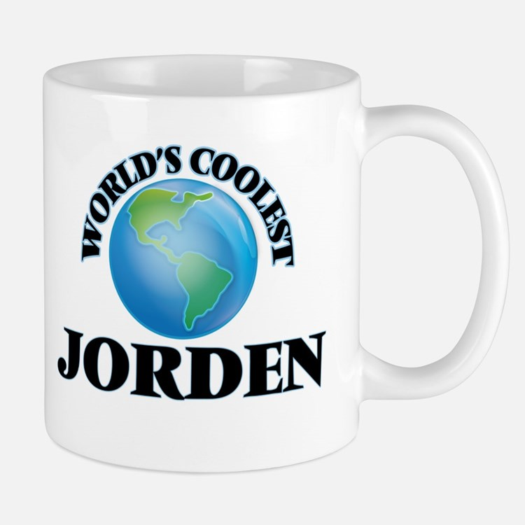 World's Coolest Jorden Mugs