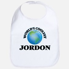 World's Coolest Jordon Bib