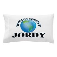 World's Coolest Jordy Pillow Case