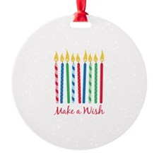 Make a Wish Ornament