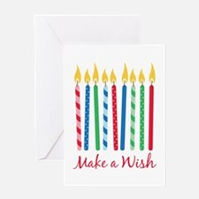 Make a Wish Greeting Cards