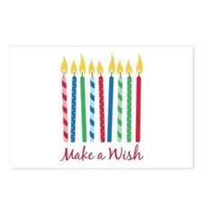 Make a Wish Postcards (Package of 8)