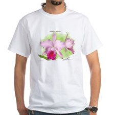 cattleya_labiata_for_t_shirts_painted T-Shirt
