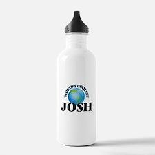 World's Coolest Josh Water Bottle