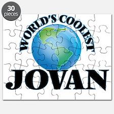 World's Coolest Jovan Puzzle