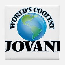 World's Coolest Jovani Tile Coaster