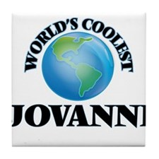 World's Coolest Jovanni Tile Coaster