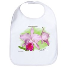 Cute Cattleya Bib