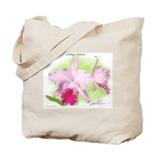 Cute Cattleya Tote Bag