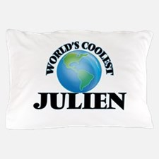 World's Coolest Julien Pillow Case