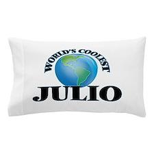 World's Coolest Julio Pillow Case