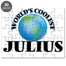 World's Coolest Julius Puzzle