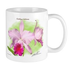 cattleya_labiata_3_tall Mugs