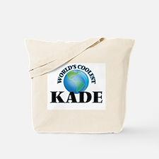 World's Coolest Kade Tote Bag