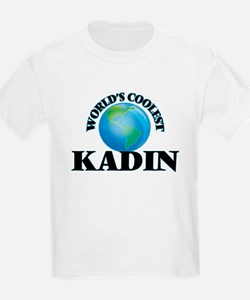 World's Coolest Kadin T-Shirt