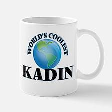 World's Coolest Kadin Mugs