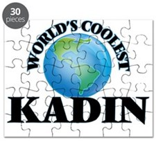 World's Coolest Kadin Puzzle