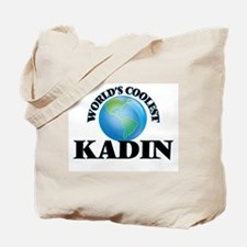 World's Coolest Kadin Tote Bag