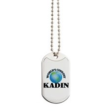 World's Coolest Kadin Dog Tags