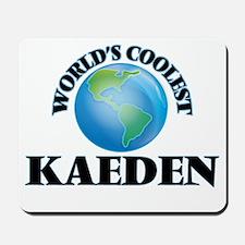World's Coolest Kaeden Mousepad