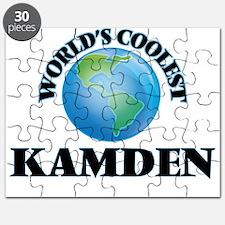World's Coolest Kamden Puzzle