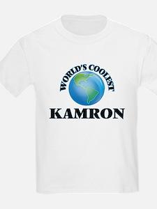 World's Coolest Kamron T-Shirt