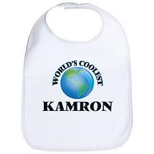 World's Coolest Kamron Bib