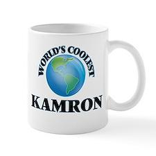 World's Coolest Kamron Mugs