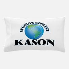 World's Coolest Kason Pillow Case