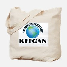 World's Coolest Keegan Tote Bag
