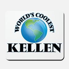 World's Coolest Kellen Mousepad