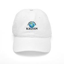 World's Coolest Kelvin Baseball Cap