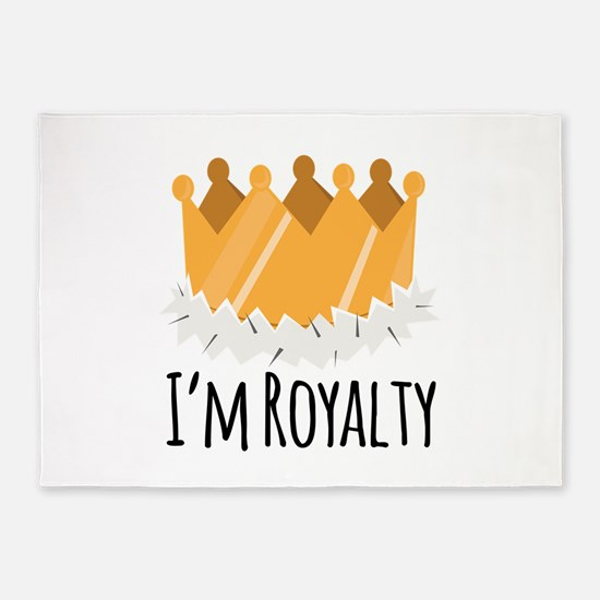 Im Royalty 5'x7'Area Rug