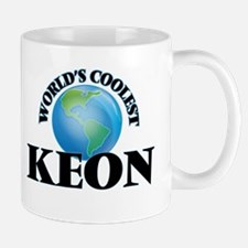 World's Coolest Keon Mugs