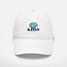 World's Coolest Keon Baseball Baseball Cap