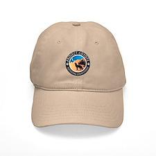 Project Coyote Logo Khaki Baseball Baseball Cap