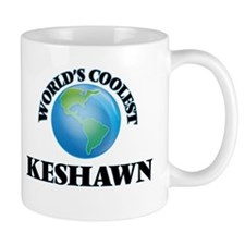 World's Coolest Keshawn Mugs
