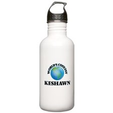 World's Coolest Keshaw Sports Water Bottle