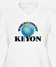 World's Coolest Keyon Plus Size T-Shirt