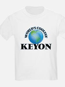 World's Coolest Keyon T-Shirt