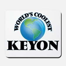 World's Coolest Keyon Mousepad