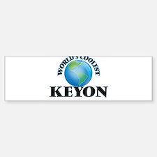 World's Coolest Keyon Bumper Bumper Bumper Sticker