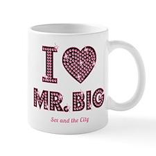 I Love Mr. Big Sex And The City Mugs