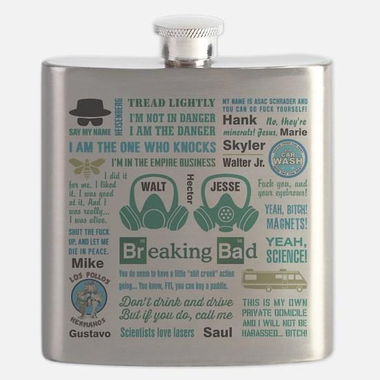 Breaking Bad Flask