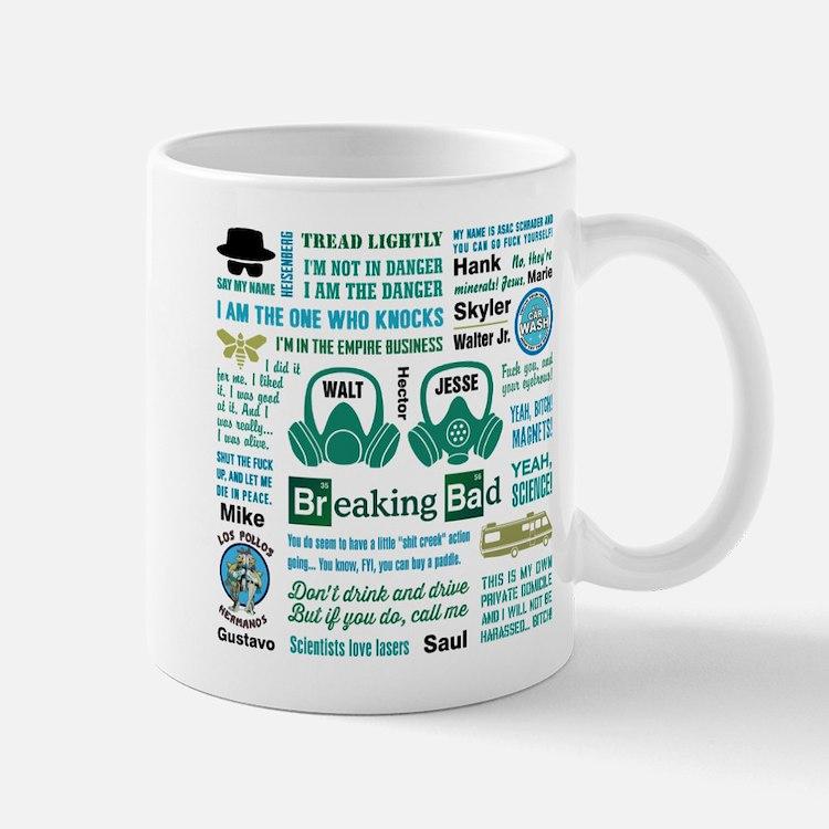 Breaking Bad Mugs