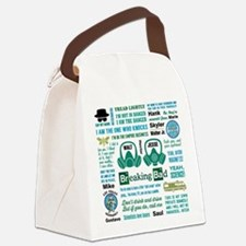 Breaking Bad Canvas Lunch Bag