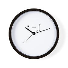 :-(  Wall Clock
